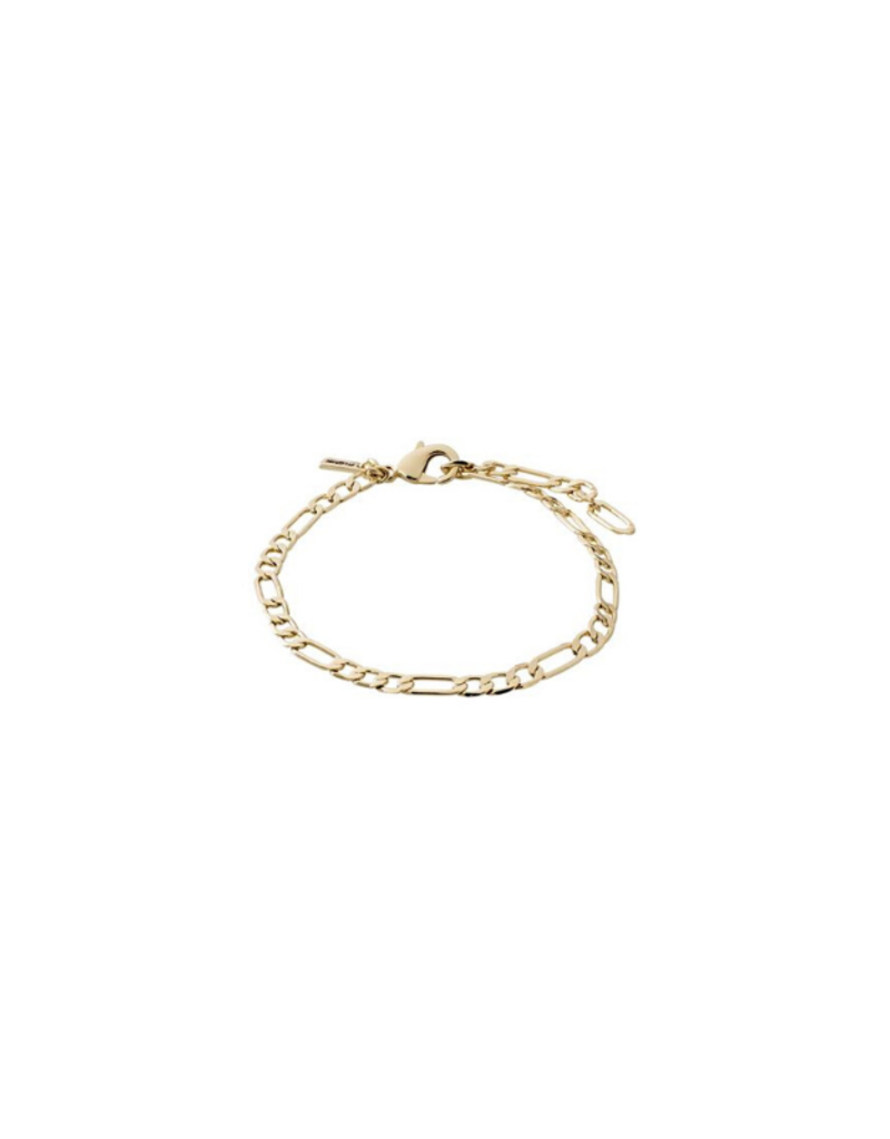 PILGRIM Pilgrim Gold Dale Chain Bracelet