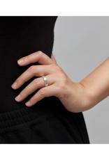 PILGRIM Pilgrim Silver-Plated Noreen Ring