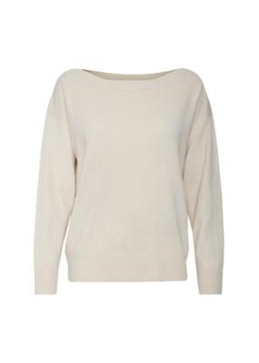 ICHI Alpa Sweater Tapioca by ICHI