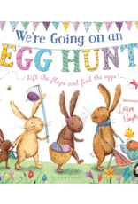 We're Going On An Egg Hunt Board Book