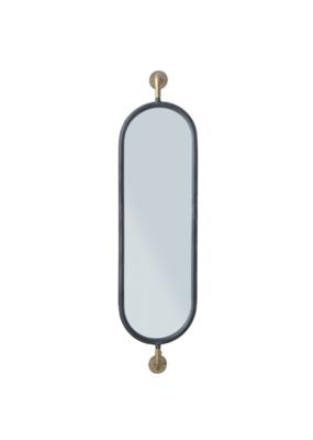 Oval Wallmount Mirror