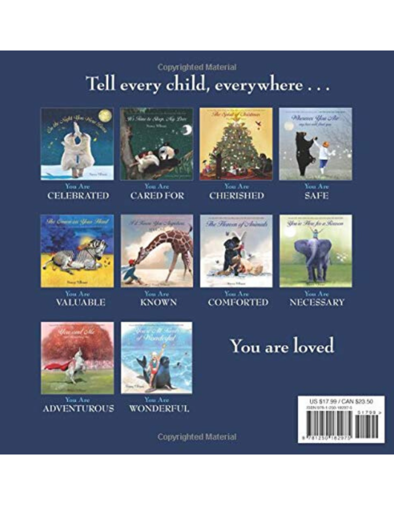 You Are Loved Hardcover Book