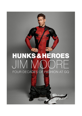 Hunks & Heroes: Four Decades of Fashion at GQ
