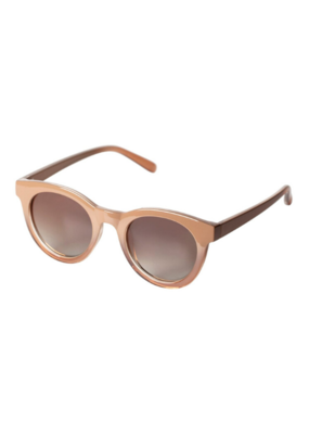 PILGRIM Pilgrim Tamara Sunglasses in Brown