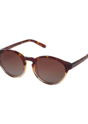 PILGRIM Pilgrim Vasillia Sunglasses in Brown