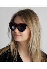 PILGRIM Tulia Sunglasses in Brown by Pilgrim