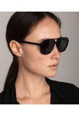 PILGRIM Pilgrim Nell Sunglasses in Black