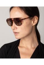 PILGRIM Nell Sunglasses in Brown by Pilgrim