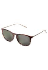 PILGRIM Vanilla Brown Sunglasses in Tortoiseshell by Pilgrim