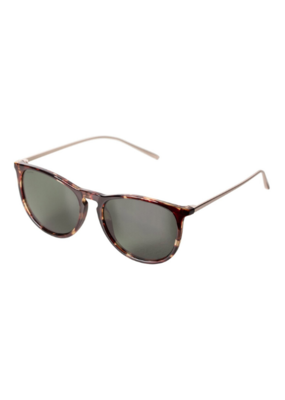 PILGRIM Pilgrim Vanilla Brown Sunglasses in Tortoiseshell