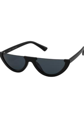 PILGRIM Pilgrim Meriam Sunglasses in Black