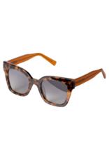 PILGRIM Pilgrim Gemma Sunglasses in Brown