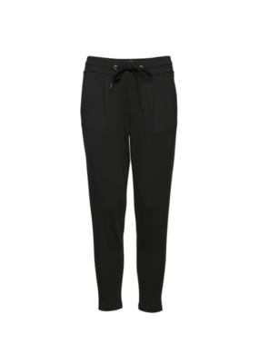 ICHI ICHI Kate Cropped Pant in Black