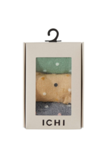 ICHI 3 pack Sparkly Socks In A Box by ICHI