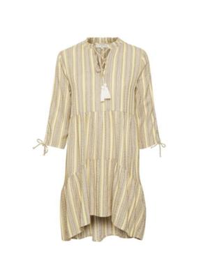 Odette Dress in Cream White by Cream