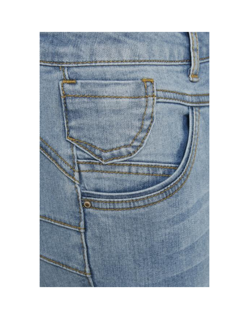 Bolette Jeans with Shape Fit in Light Blue by Cream