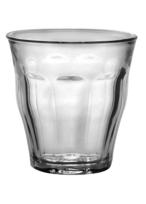 Picardie Clear Tumbler 250ml