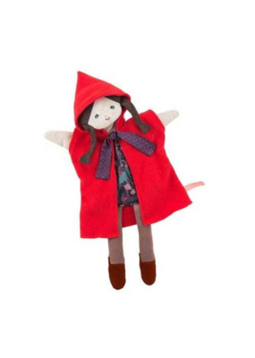 Moulin Roty Moulin Roty Little Red Riding Hood Hand Puppet