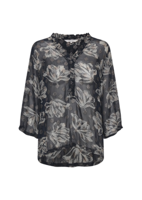 Part Two Blanca Blouse in Tulip Print by Part Two