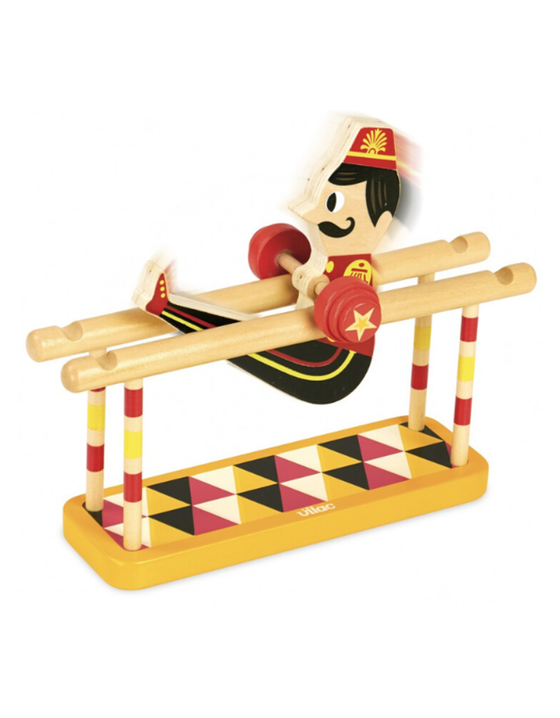 Fire the Imagination Acrobat on Stand Toy