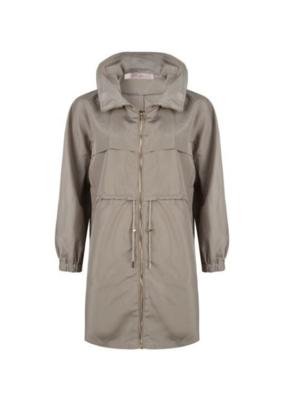 Esqualo Rain Coat Olive