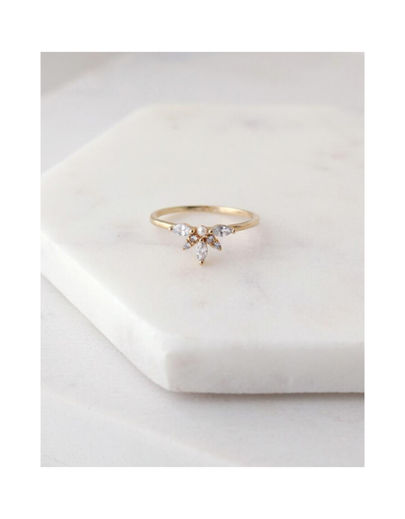 Lover's Tempo Lover's Tempo Harlowe Ring Gold