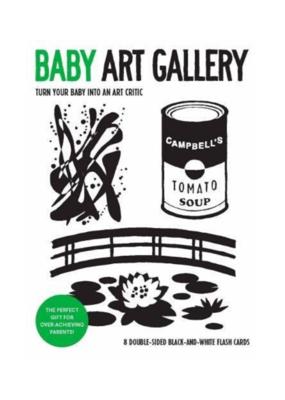Baby Art Gallery Book