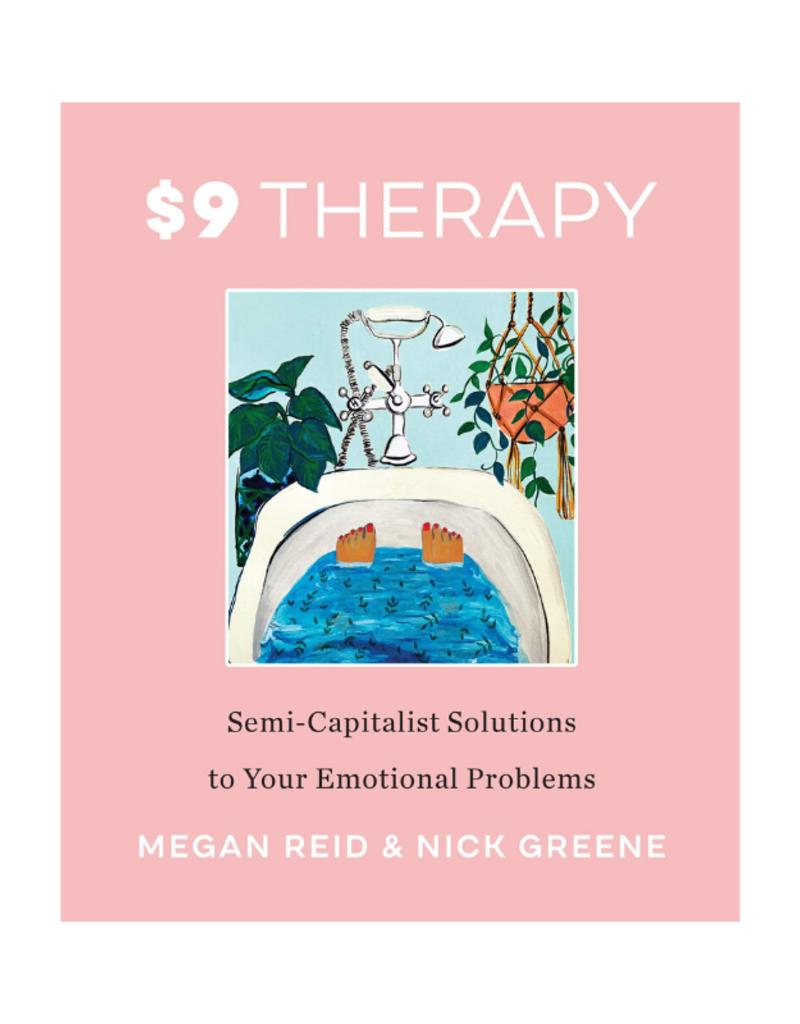 Harper Collins $9 Therapy Book