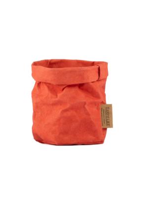 uashmama Uashmama Paper Bag Piccolo Coral