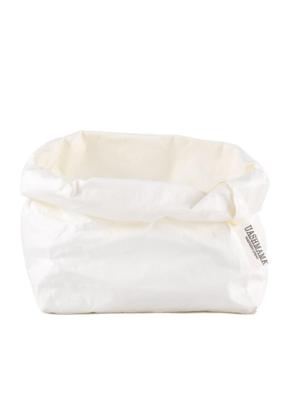uashmama Uashmama Paper Bag Large White