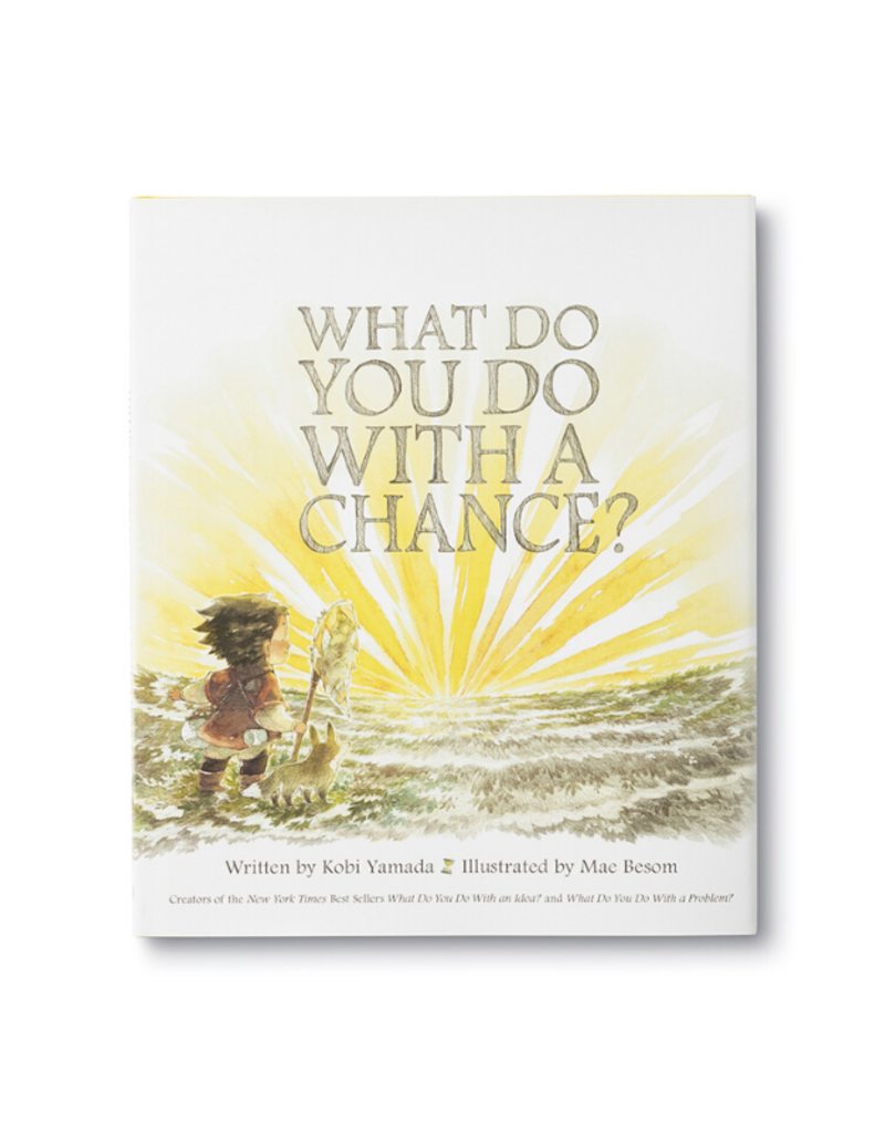 """""""What Do You Do With A Chance?"""" Book"""