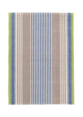 Dash & Albert Dash & Albert Cotton York Stripe Runner 2.5x8