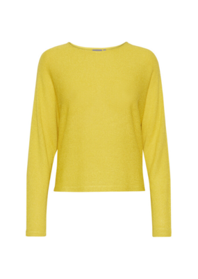 b.young b.young Sif Sweater Acid Yellow
