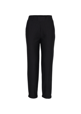 b.young b.young Tina Striped Pants Black