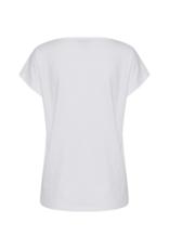 b.young b.young Samia Shell Tshirt Optical White