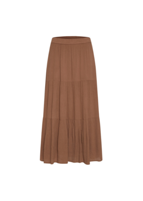b.young b.young Hazelle Skirt Ibiza Brown