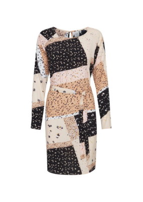 ICHI ICHI Daphnie Dress Natural