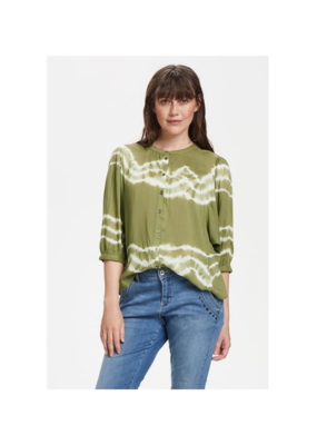 Tarahi Shirt in Cedar Green by Cream