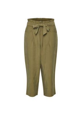 Gunna Pants in Burnt Olive by Cream