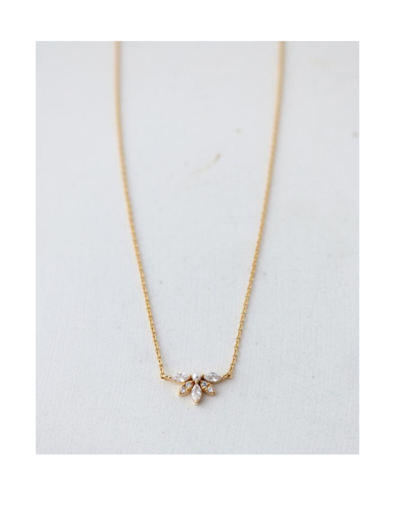 Lover's Tempo Lover's Tempo Harlowe Necklace Gold