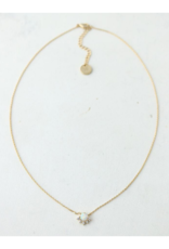 Lover's Tempo Lover's Tempo Juno Necklace Gold/Opal