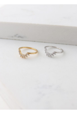 Lover's Tempo Lover's Tempo Nova Ring Silver