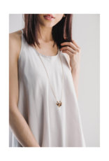 Lover's Tempo Lover's Tempo Necklace Libra Long Tortoise