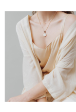 Lover's Tempo Lover's Tempo Oasis Toggle Necklace White