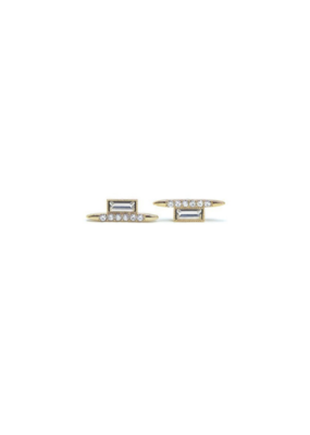 Lover's Tempo Lover's Tempo Earrings Vendetta Stud Clear