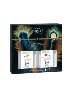 Maison Berger Maison Berger Duo Pack Peacock