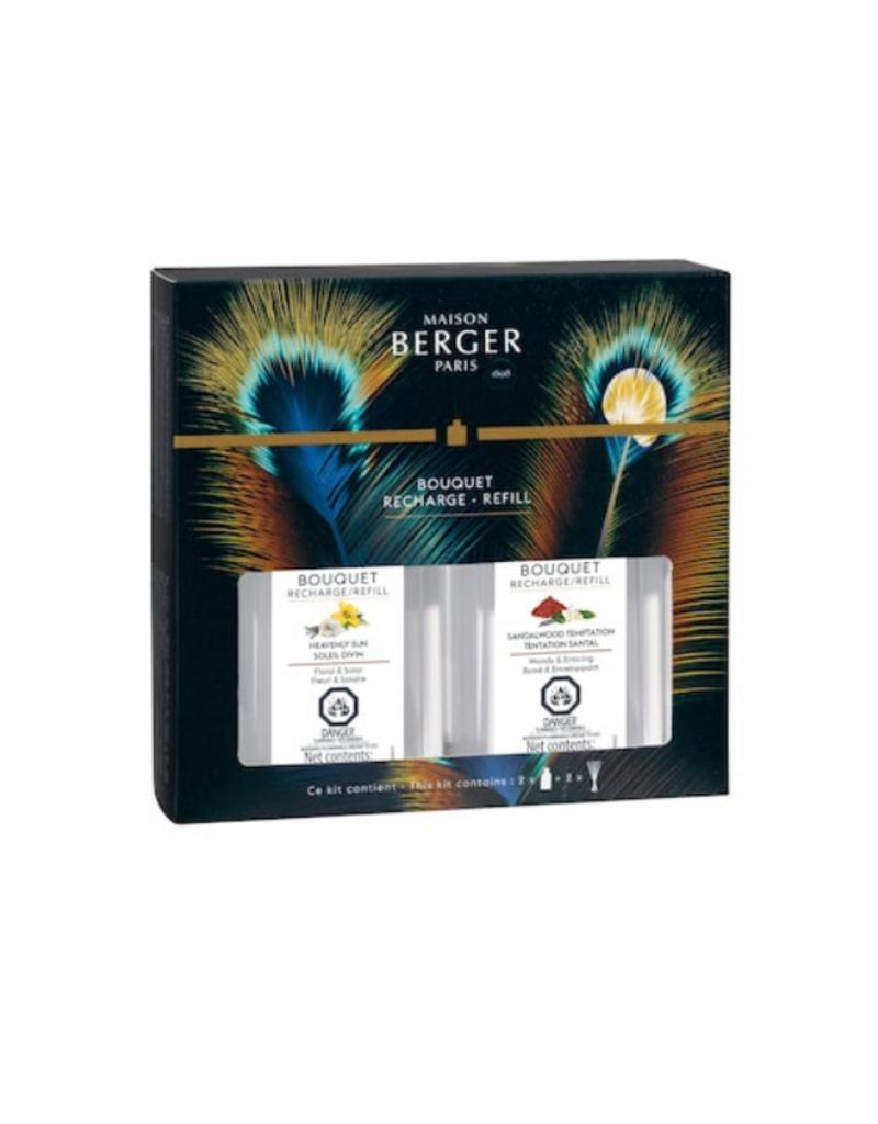Maison Berger Maison Berger Duo Pack Peacock