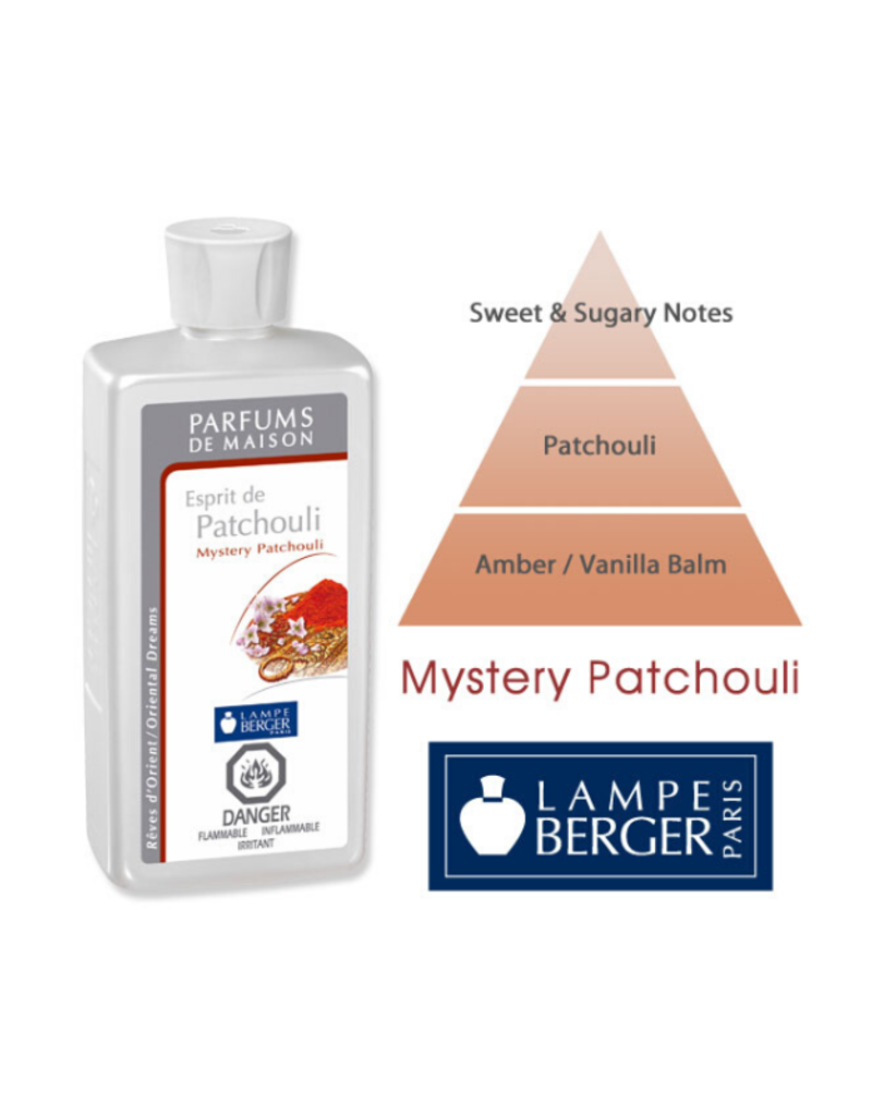 Maison Berger Maison Berger Mystery Patchouli