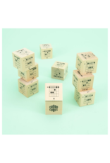Uncle Goose Guitar Chord Cubes