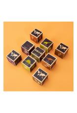 Uncle Goose Dinosaur Blocks